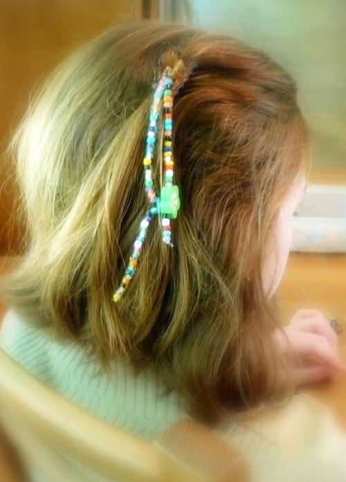 hair- adorned. d.i.y.