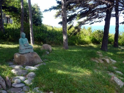 Buddhist Temple, Cape Breton