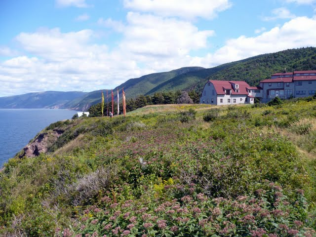 Gampo Abbey, Cape Breton