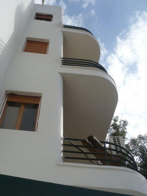 Tel-Aviv: Bauhaus