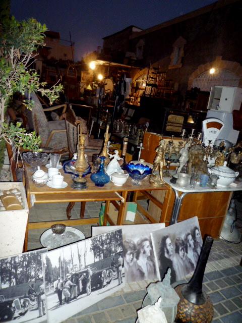 Jaffa: flea market