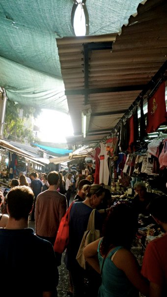 Shuk Ha'Carmel: selling EVERYTHING