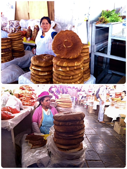 Bread Ladies of San Pedro