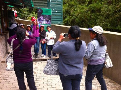 Aguas Calientes, to Machu Picchu, Peru
