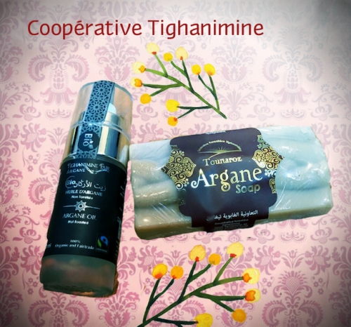 Argan products